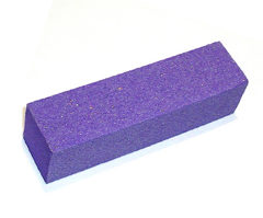 Block Buffer Purple 200 грит