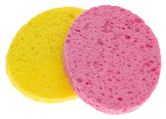 Face Wash Sponge 2 in 1