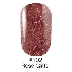 Gel Polish №102 Copper Glittar 6 мл