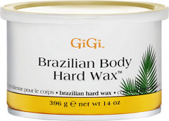 Brazilian Body Hard Wax 396 г