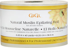 Natural Muslin Epilating Roll 45,7 м (Sale)
