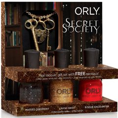 Secret Society GWP - Free Lock and Key Neclace