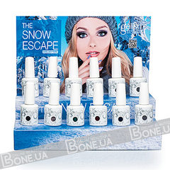 Gelish The Snow Escape 12 pc Collection