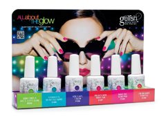 Gelish All About The Glow 6 шт Collection
