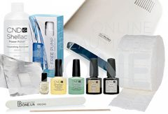 Shellac Professional Kit