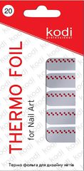 Thermo Foil For Nail Art №20