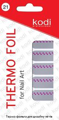 Thermo foil for nail art №21