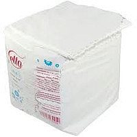 Napkins spunlace smooth white 40*40см 100 шт