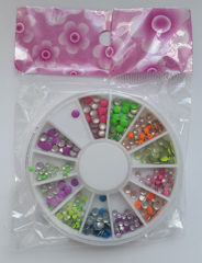 Nail Art Fimo Metal Point