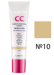 CC Cream №10 Light 30 мл
