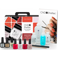 Shellac Chic Collection Trial Pack