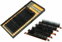 Eyelashes Kit L/0,07мм/9-13мм Butterfly pack