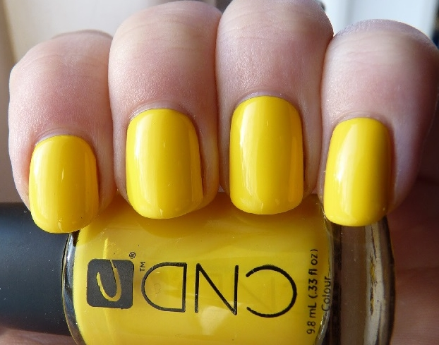 Shellac Bicycle Yellow