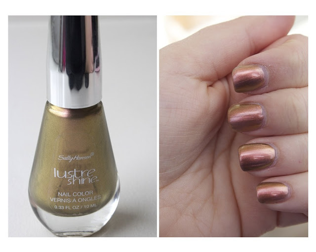 Лак Sally Hansen Lustre Shine №003 Fireffy