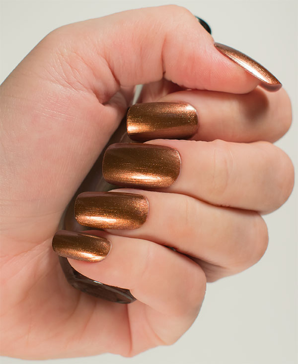 Лак Sally Hansen Lustre Shine №008 Copperhead
