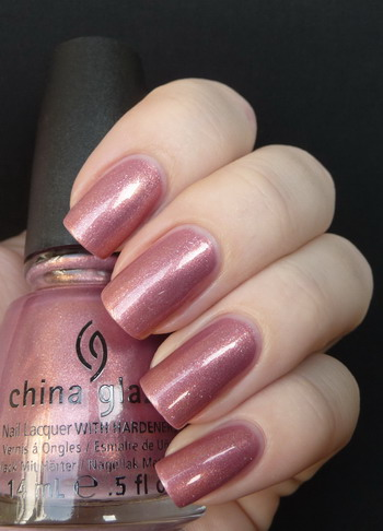 лак China Glaze Sex on the Beach
