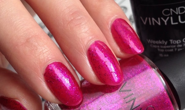 CND Shellac Vinylux Butterfly Queen Garden Muse Collection 2015