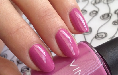 CND Vinylux Crushed Rose Garden Muse Collection 2015