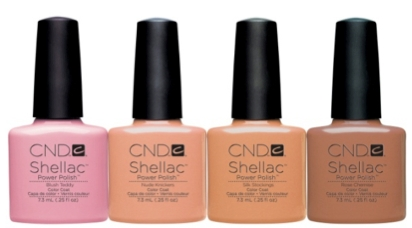 Новая коллекция CND Shellac Intimate Collection 2013