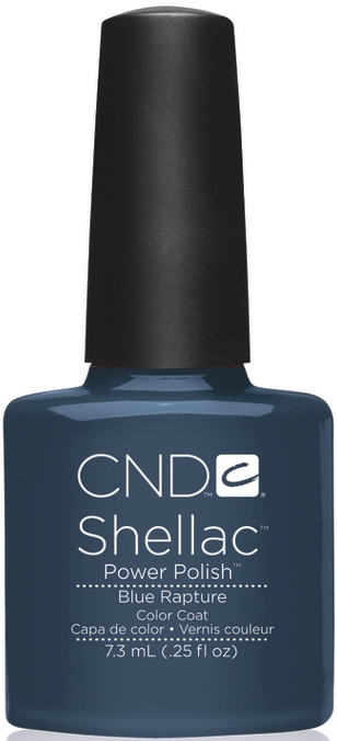 гель лак Shellac Blue Rapture