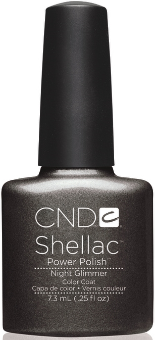 гель лак Shellac Night Glimmer