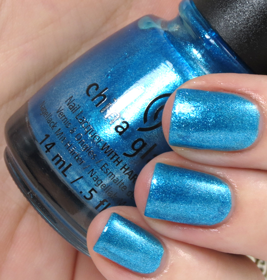 Лак China Glaze So Blue Without You