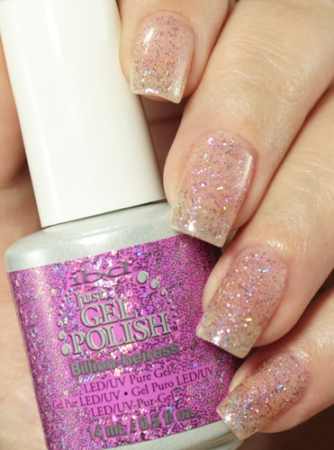 Just Gel Polish Billion-Heiress