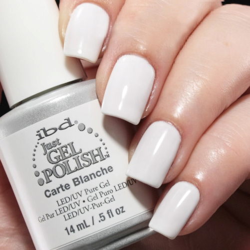 Just Gel Polish Carte Blanche