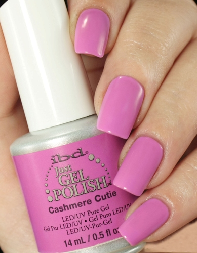 Just Gel Polish Cashmere cutie