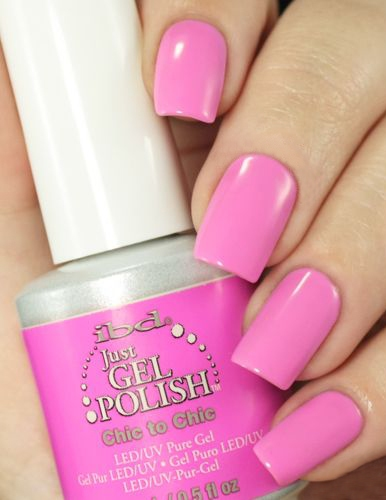 Just Gel Polish Chic to Chic