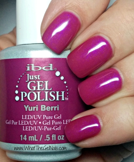 Just Gel Polish Yuri Berri