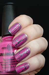 лак China Glaze Broken Hearted