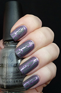 лак China Glaze Cracked Concrete