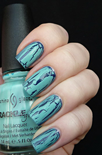 лак China Glaze Crushed Candy