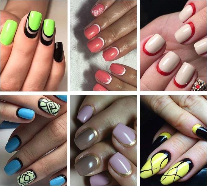 Как растягивать гель на ногтях
