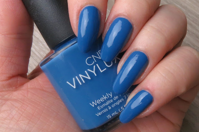 Vinylux Date Night CND Flirtation 2016 Collection
