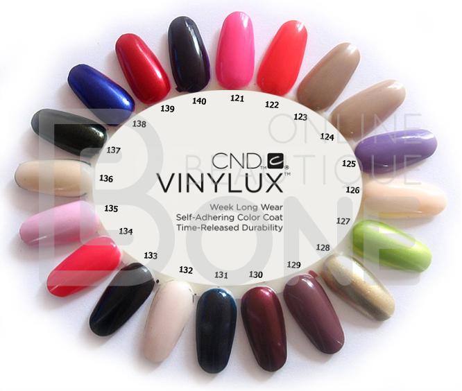 Винилюкс лак для ногтей палитра цветов фото