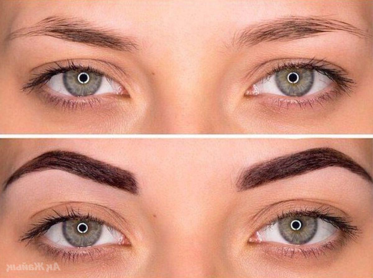 Как сделать татуаж глаз хной в домашних условиях